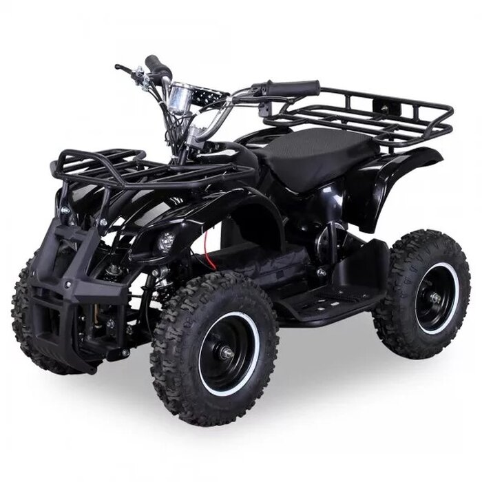 Pocketquad  Miniquad Quad Kinderquad Quad Pocketbike 800w Schwarz RV- Racing