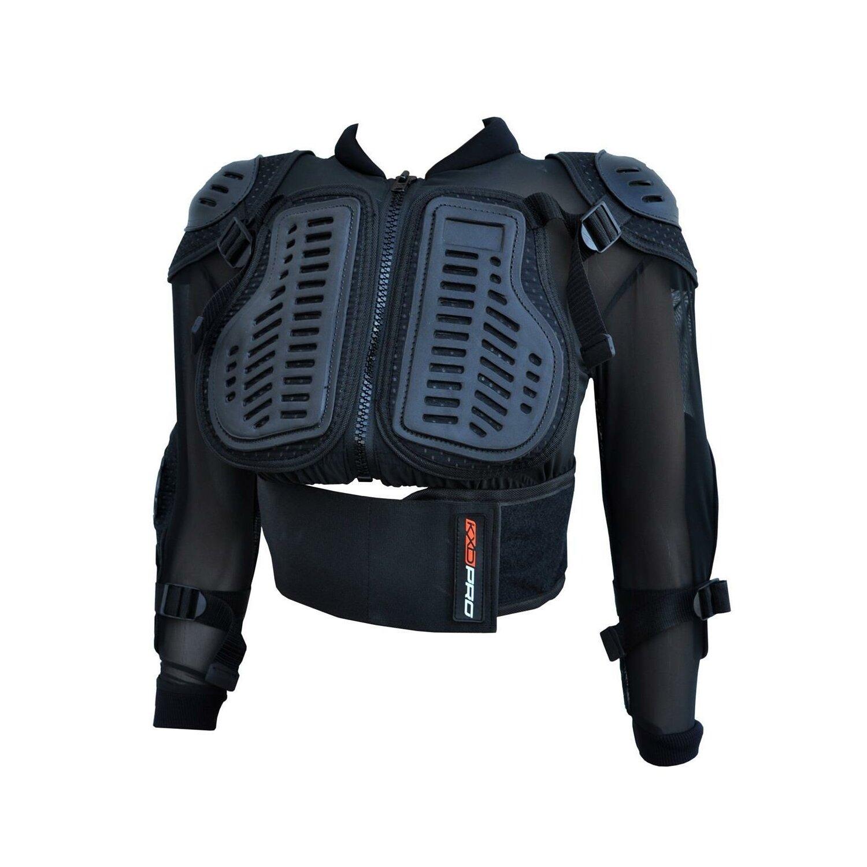 Kinder Motorrad-Protektoren Motocross K/örperpanzer Brustschutz Schutzjacke Dirt Bike Racing Sicherheitspanzer